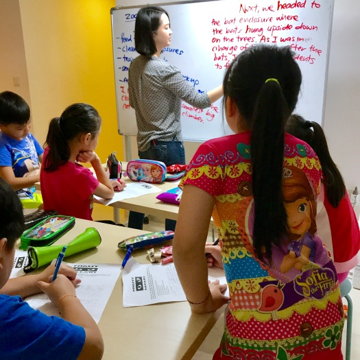 Punggol English Creative Writing Primary Pri 1,2,3,4,5,6 PSLE MOE Syllabus Small Group Tuition with qualified tutors